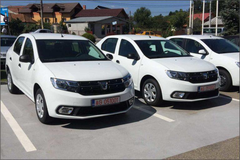 Dacia Logan - Atlas Car Rental