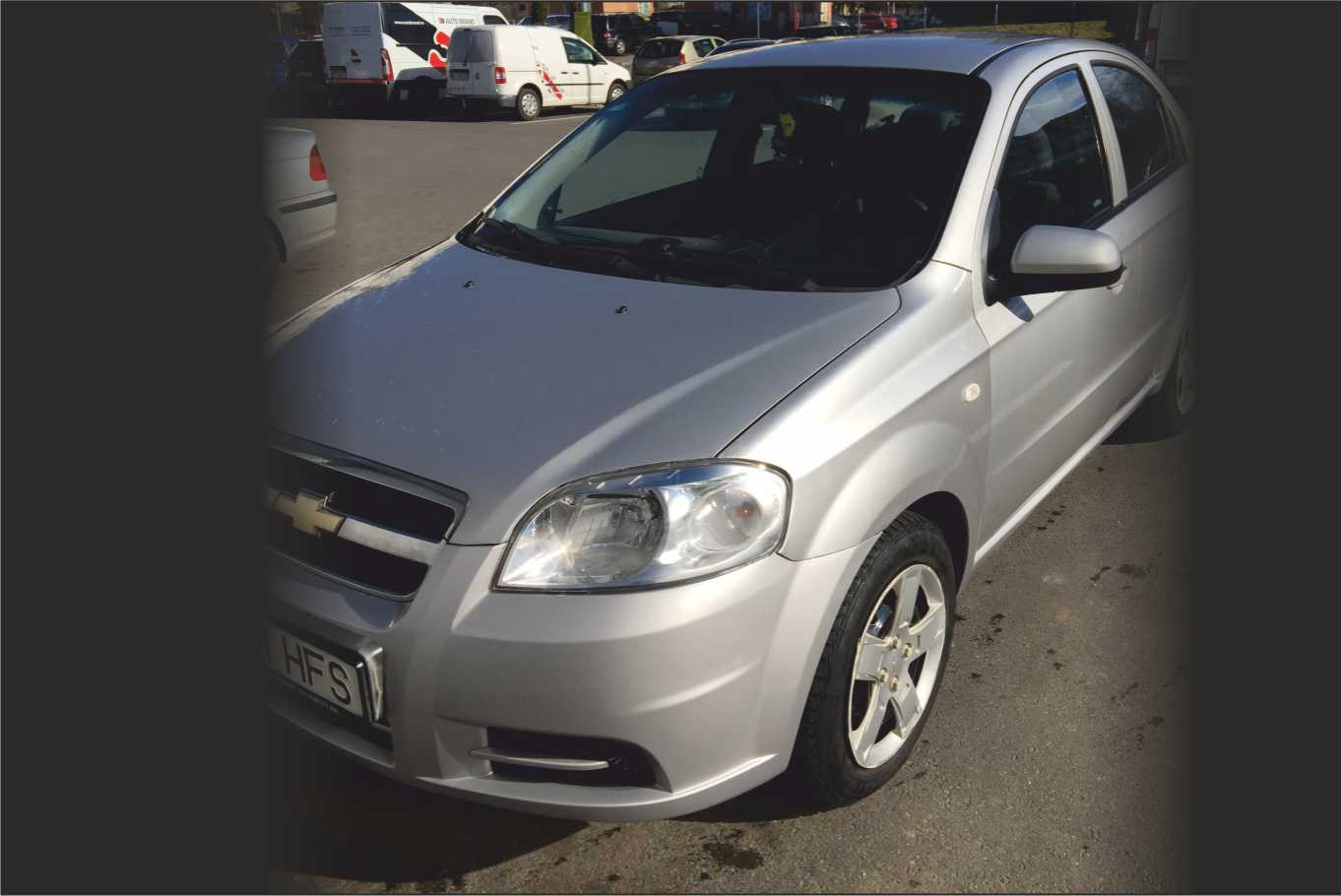 Chevrolet Aveo - Atlas Car Rental