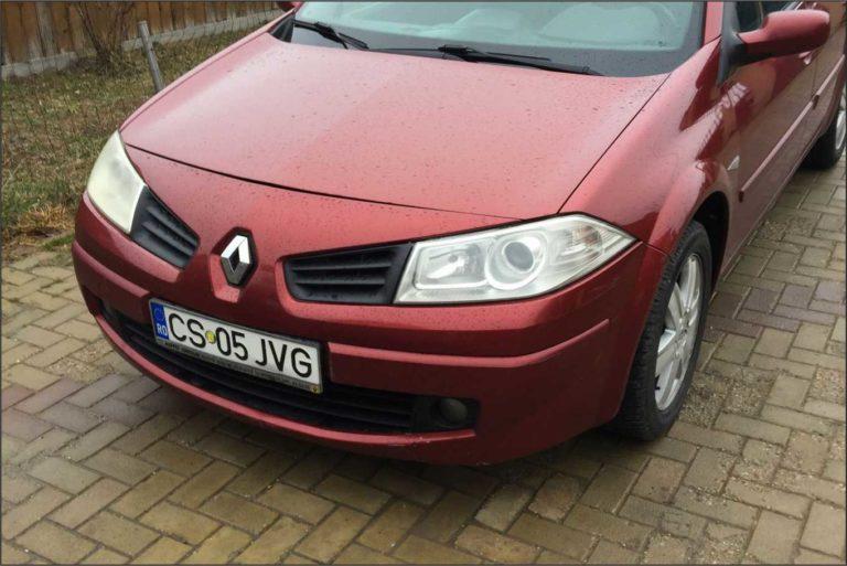 Renault Megane - Atlas Car Rental