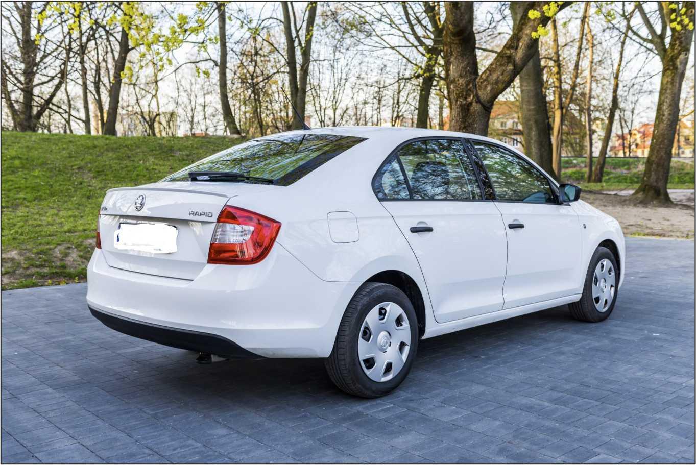 Skoda Rapid - Atlas Car Rental