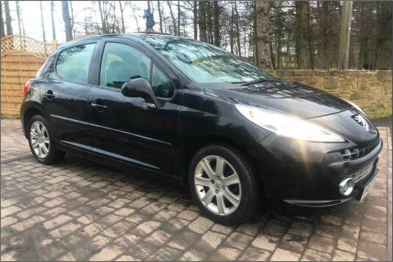 Peugeot 207 - Atlas Car Rental